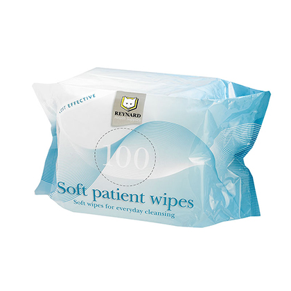 Soft Disposable Patient Wipes Reynard Health Supplies